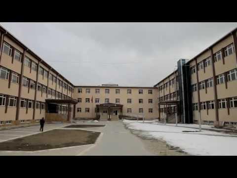 Yüzüncü Yıl Üniversitesi Tanıtım Filmi  فارسی (Farsça)
