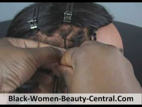 Senegalese Twist Braids - Learn How To Braid Black Hair In Twists