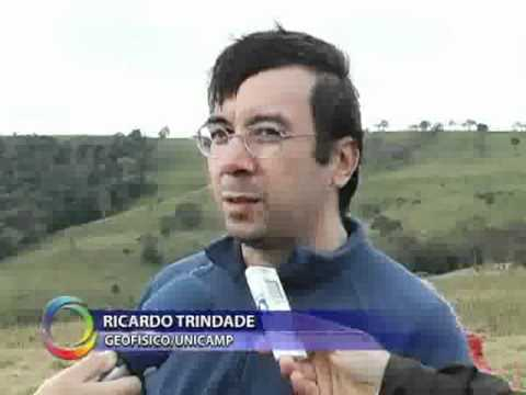 CRATERA DE METEORITO EM VISTA ALEGRE, MUNICIPIO DE CORONEL VIVIDA, PR.