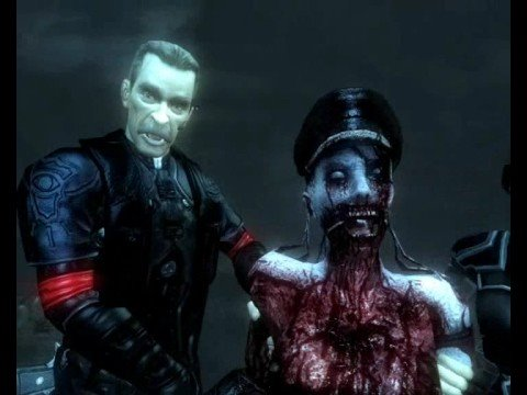 Clive Barker s Jericho gameplay 1.0 1 2