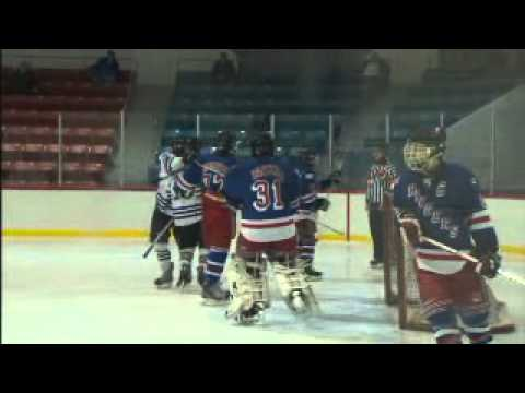 GTHL Game Highlights - Jan. 31, 2012 - Rangers vs Kings - Marlboros vs Jr. Canadiens