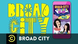 Broad City - Introducing High Score, a New Mobile Game - COMEDYCENTRAL