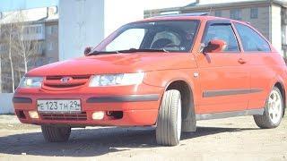 Авто за 150 000 руб. Ваз 21123 Красное Спорт Купе