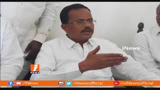Motkupalli Narasimhulu Serious On CM Cahnrabbau Nadiu Over Vote For Note Case | iNews - INEWS