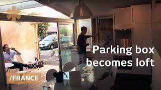 Мир дизайна: Квартира из гаража