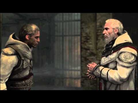 "Assassin's Creed: Revelations - Altair Memory 6 ""Lost Legacy"" Ezio Sequence 9"