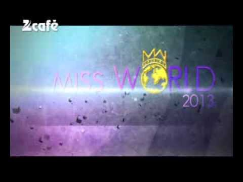 MISS WORLD 2013 I INDIA I Zee Cafe - PROMO