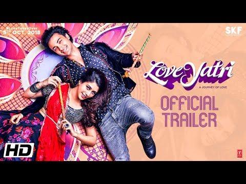 Loveratri   Official Trailer   Aayush Sharma   Warina Hussain   Abhiraj Minawala