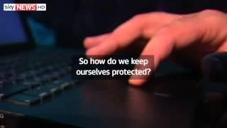 Has Your Webcam Been Hacked - SKYNEWS