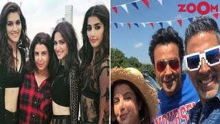'Housefull 4' Cast Has A Fun Time Shooting In London & More - ZOOMDEKHO