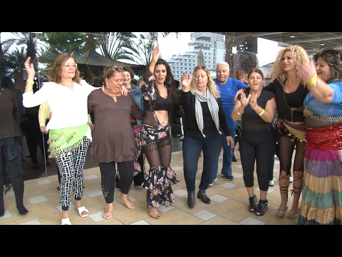 Moroccan Dance Workshop with Chanel Arobuss