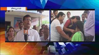 MLA Jalagam Venkat Rao Participate In Mission Indradhanush at Palwancha | Kothagudem | iNews - INEWS