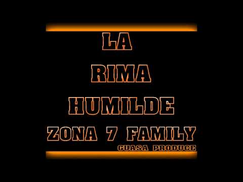 GUASA PROD 20-THE MUSIC ZONA 7 FAMILY-GUASA PRODUCE