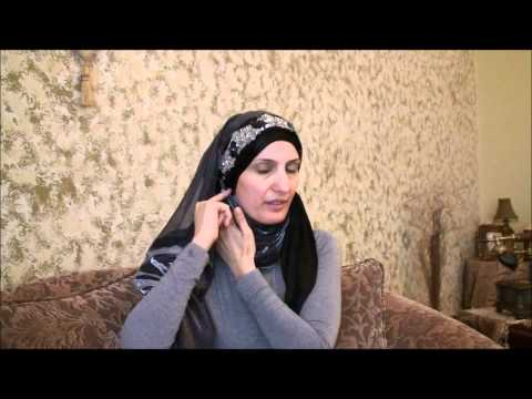 Hijabs 2011-Tutorial # 16(Elegant Bridal & Party Style)