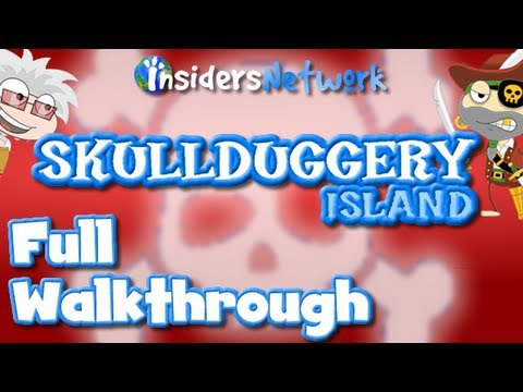 ★ Poptropica Skullduggery Island Full Walkthrough ★