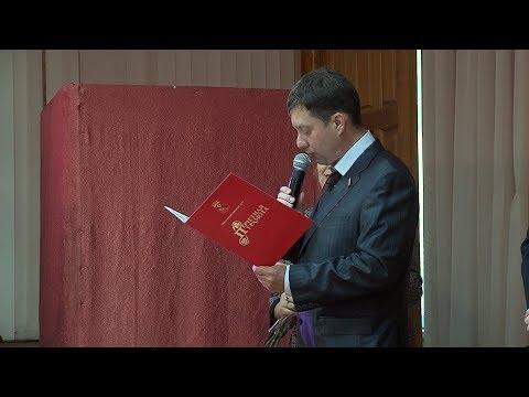 """Олег Захаров: """"Труд учителя у нас особо уважаем"""""""