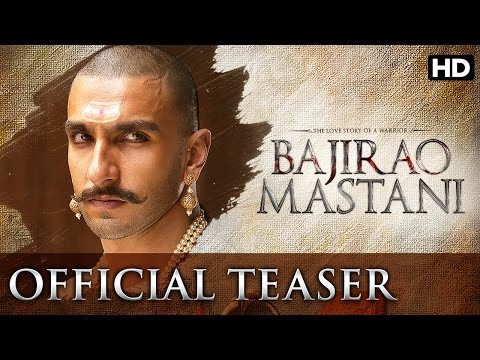 Bajirao Mastani - Official Trailer
