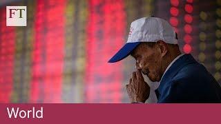 China quarterly economic growth slows to 6.5% - FINANCIALTIMESVIDEOS