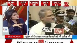 Delhi govt formation: SC adjourns hearing to November 11 - ZEENEWS