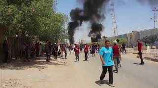 At Least 7 People Injured in Anti-Government Protests in Southern Iraq - VOAVIDEO