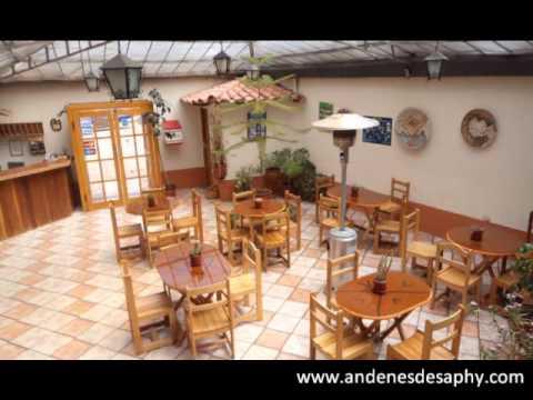 Hotel Andenes de Saphy - Cusco - Perú.wmv