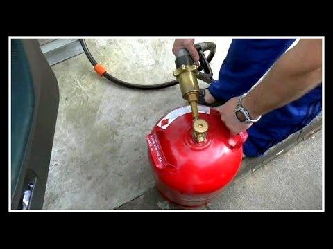 Почему не заправляют 5 литровые газовые баллоны