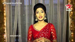 Pyar Ka Dard Hai – Payal's journey through the show - STARPLUS