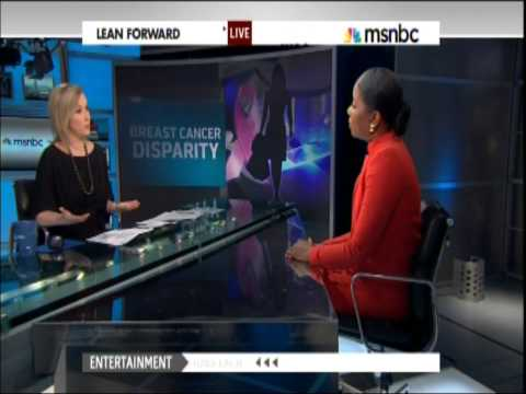 Dr. Dara Richardson-Heron, M.D., CEO of the YWCA USA on MSNBC March 9, 2014