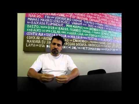 Marcus Faustini fala sobre o grupo Teatro da Laje