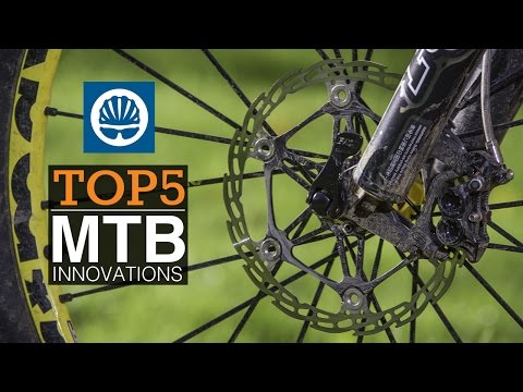 Top 5 - Most Important MTB Innovations