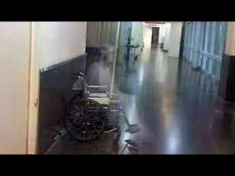 Apariciones de fantasmas en hospitales 100% reales 3