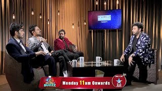Exclusive interview with Ali Reza | Baba Bhaskar | Varun Sandesh - Bigg Boss 3 Buzzz - MAAMUSIC