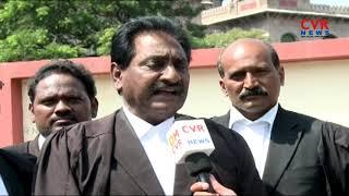 YS Jagan Advocate Sudhakar Reddy speaks On Jagan Attack Case Petition |  High Court | CVR NEWS - CVRNEWSOFFICIAL