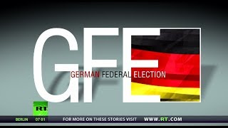 RT's special coverage:  German federal elections upcoming this Sunday - RUSSIATODAY