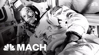 Relive Apollo 11's Historic Moon Landing | Mach | NBC News - NBCNEWS