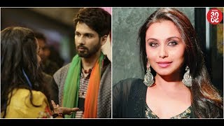 Shahid Snapped On 'Batti Gul Metre Chalu' Set | Rani On What She Wants To Teach Daughter Adira - ZOOMDEKHO
