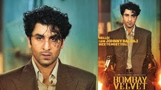 'Bombay Velvet' - First look Featuring Ranbir Kapoor - BOLLYWOODCOUNTRY