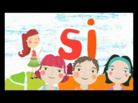13- Formando sílabas - chile crece contigo - Canción para estimular el lenguaje