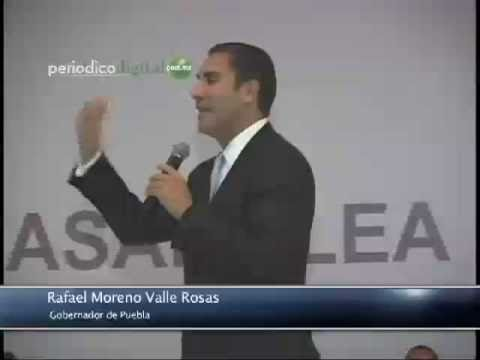 Llama Moreno Valle a acabar con viejas prácticas