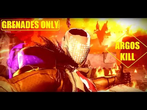 Argos Grenades Only Kill - Movie of the Week Submission