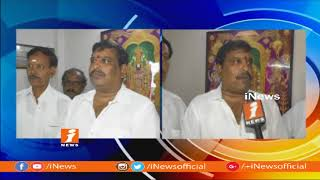 Rajahmundry BJP Leader Bommula Dattu Disappoint Over Kanna Appointed President | iNews - INEWS