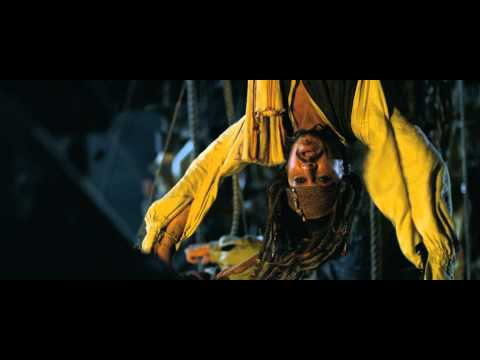 Pirates of the Caribbean On Stranger Tides: Extended Preview Spot