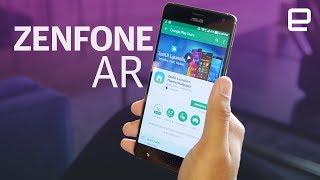 Asus Zenfone AR review - ENGADGET