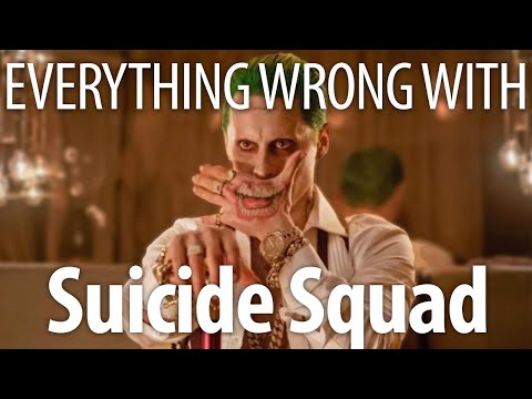 Everything Wrong With Suicide Squad In 20 Minutes Or Less - عرب توداي