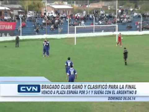 Bragado Club Vs Plaza España
