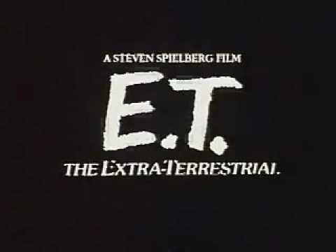 E.T. The Extra-Terrestrial (1982) Trailer