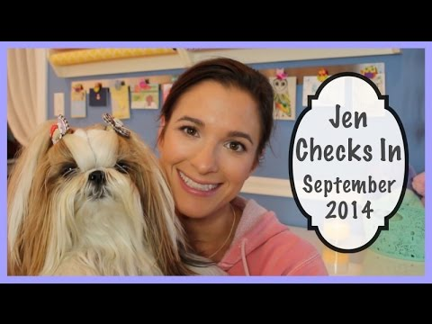 Jen Checks In: Keeping It Real (September 2014)
