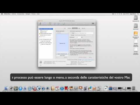 Video Guida - Installare Mac Os X Mountain Lion