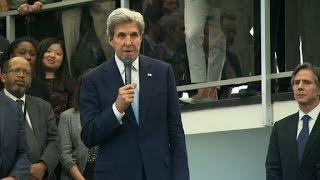 John Kerry says goodbye - CNN