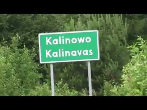 Video: Lenkijoje jau sieniai - yra dvikalbės lentelės
